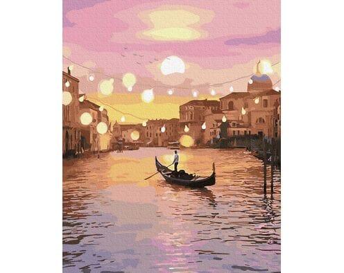 Wenecja w blasku świateł