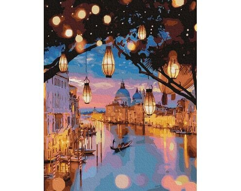 Lampki nocne Wenecji