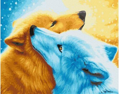 Para wilków