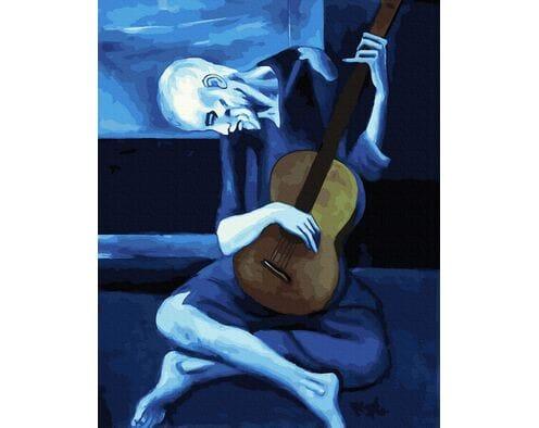 Stary gitarzysta (Pablo Picasso)