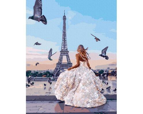 Paryskie gołębie