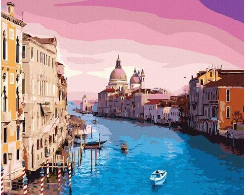 Magiczne niebo Wenecji