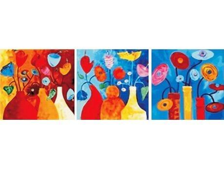 Symfonia kolorów malowanie po numerach