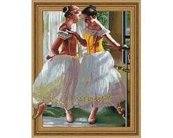 Piękne młode baletnice