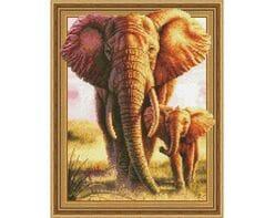 Słoń - symbol spokoju